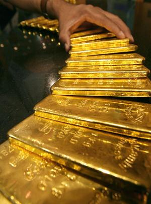 Gold can be a safe heaven for investors