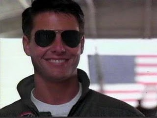 Ray-ban brand belongs to Luxottica. Did Tom Cruise know that?